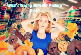 What's Wrong With The Modern Diet?