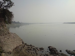 Ganges at Munger