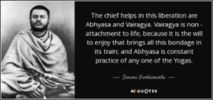 Sw Vivekananda_Vairagya
