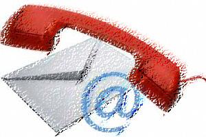 Write Email Phone