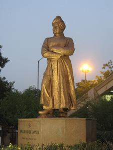 Swami Vivekananda in Delhi